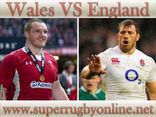 Watch England vs Wales Live Stream