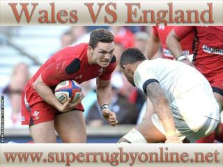 Watch England vs Wales Live On Tv