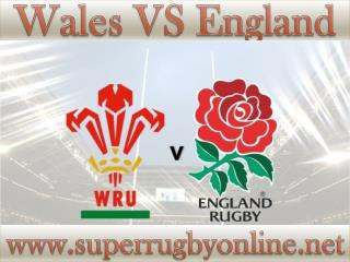 Watch Rugby Six Nations England vs Wales