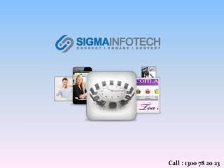 Pay Per Click Advertising - Sigma Infotech
