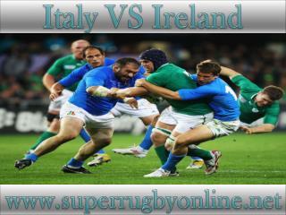 watch Ireland vs Italy tv stream