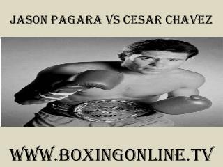 watch Jason Pagara vs Cesar Chavez