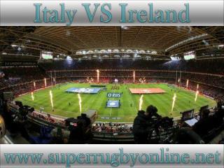watch here Ireland vs Italy stream hd