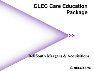 CLEC Care Education Package