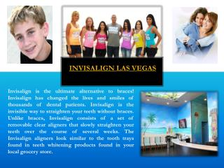 Orthodontist North Las Vegas