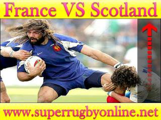 France vs Scotland live rugby