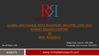 Rock Phosphate Industry Global & Chinese Market to 2019
