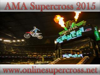 AMA Supercross San Diego 7 Feb streams live online