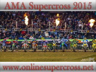 stream AMA Supercross San Diego 7 Feb live racing online
