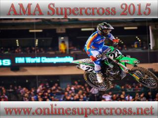 watch live AMA Supercross San Diego 7 Feb