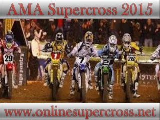 watch AMA Supercross San Diego 7 Feb Race online
