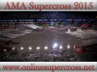 watch AMA Supercross San Diego 2015 race live streaming