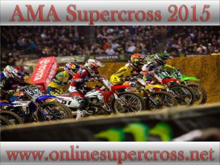 watch Monster Energy AMA Supercross San Diego 2015 online