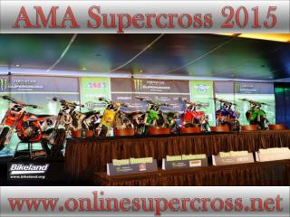 AMA Supercross live streaming