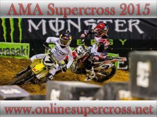 watch AMA Supercross Petco Park online racing live here