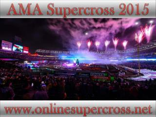 watch AMA Supercross at Petco Park online