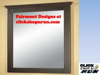 Fairmont Designs at clickshopnrun.com