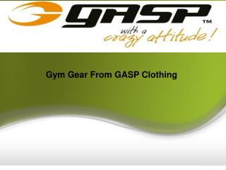 Accessories from GASP Clothing