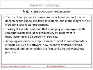 Step-By-Step Simple Advice For payment gateway