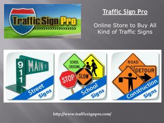 Cheap Construction Signs for Sale | (877) 897-8664 | Traffic