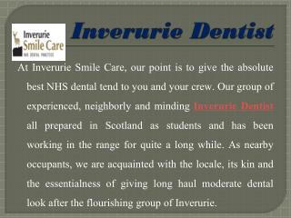 Tremendous Teeth Care by Inverurie Dentist
