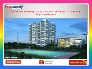 Godrej Aria Most Efficient Project in Sector 79 Gurgaon