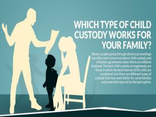 Which Type of Child Custody Works for Your Family?