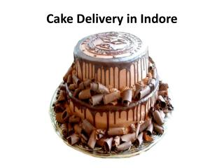 Cake Delivery in Indore