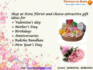 Send Cake Online to Kota
