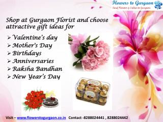 Send Flowers to Gurgaon