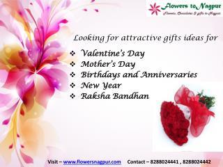 Send Flowers Online Nagpur