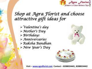 Send Flowers to Agra