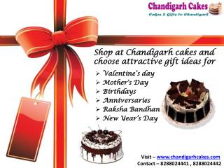 Flower and Cake Delivery Chandigarh
