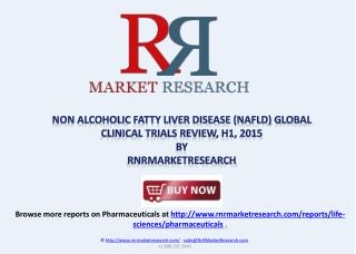Non Alcoholic Fatty Liver Disease (NAFLD) Global Clinical Tr