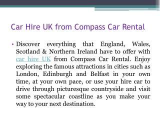 Car Hire UK