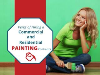 Benefits of Hiring House Painting Contractor in Denver