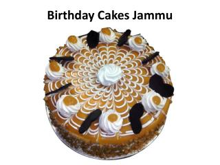 Birthday Cakes Jammu