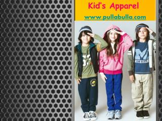 Kid�s apparel