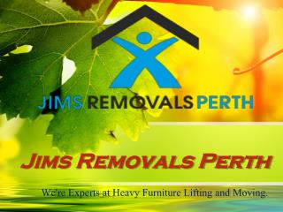 Moving and Furniture Removal Services with Best Removalists