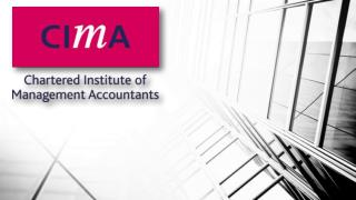Cima P1 course Cima P1 questions and answers