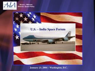 Aerospace Industries Association and India
