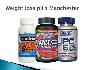 weight loss pills Manchester