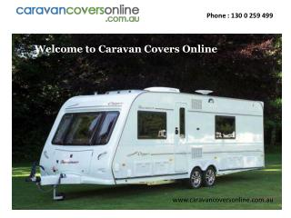 Pop Top Caravan Covers Australia | Coast to Coast Caravan Co