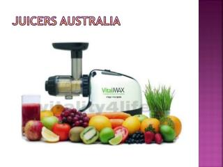 juicer australia