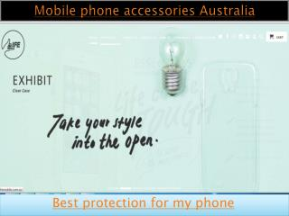 Mobile phone accessories distributor Australia