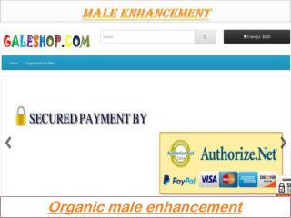Organic sex enhancer