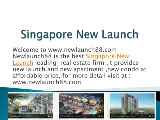 Buy singapore new launch condo property available responsibl