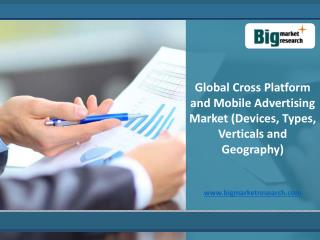 Global Cross Platform and Mobile Advertising Market 2020
