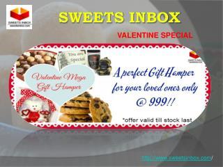 Valentine sweets online | valentine Gift Ideas