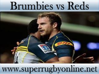 watch Brumbies vs Reds stream